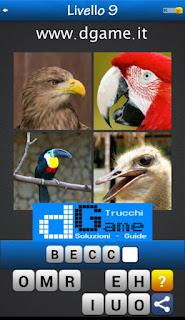 PACCHETTO 4 Soluzioni Trova la Parola - Foto Quiz soluzione livello 9