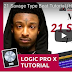 21 Savage Type Beat Tutorial (How To Make A 21 Savage Type Beat In Logic Pro) 💻 🎸