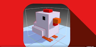 50% off 3D Pixel Art for non artist. Crossy Road Modeling. Unity 3D