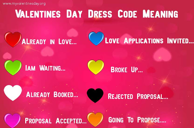 Lovers Day Dress Code 2017