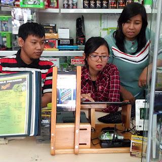 aplikasi kasir toko online