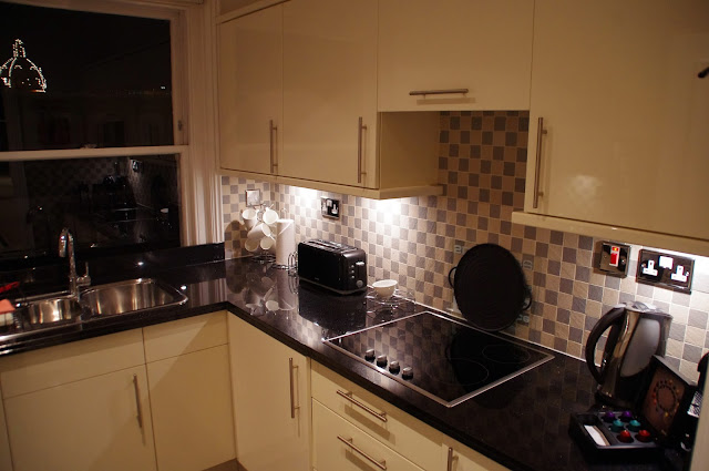 Beaufort House Knightsbridge Apartment Kitchen