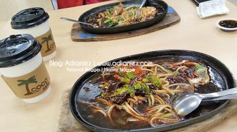 Our Time | Dating @ Aeon, Ayer Keroh & Kisah Mee Tak Cukup Helai