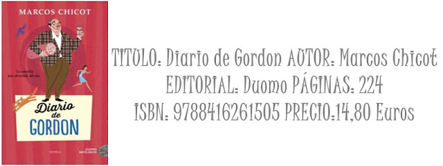 Reseña: Diario de Gordon
