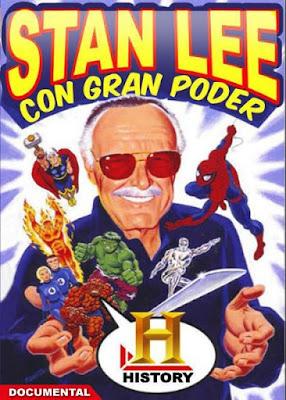 Stan Lee 2015 DOCU Custom HD Latino