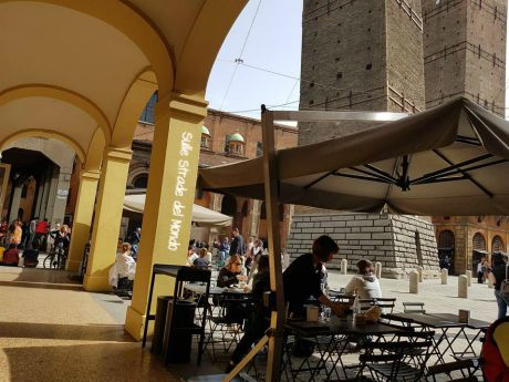 Mangiare a Bologna centro