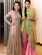 Sania Mirza Sister Sangeet Function Photos-thumbnail-3