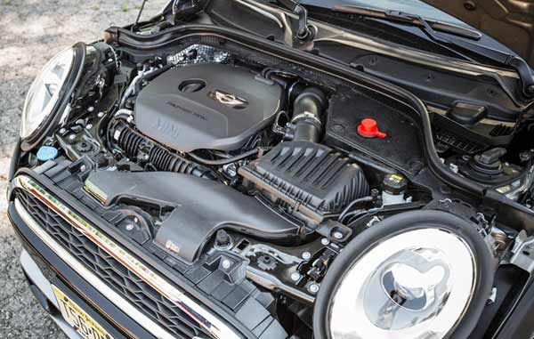 2016 Mini Cooper S Convertible manual