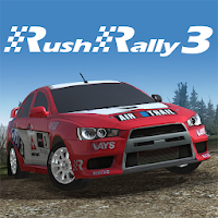 Rush Rally 3 Unlimited Money MOD APK