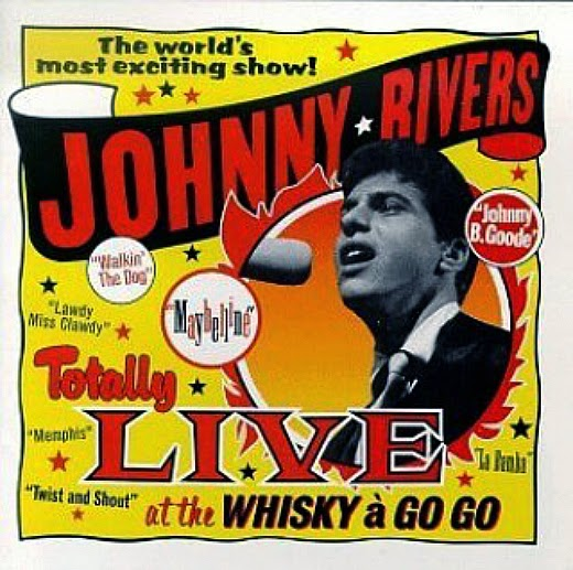 Johnny Rivers at the Whiskhy a Go Go