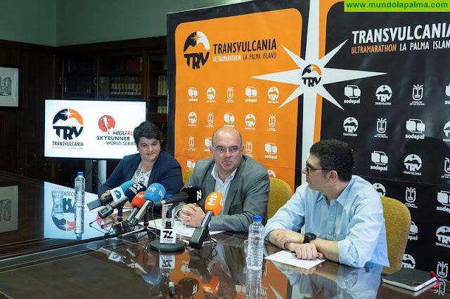 La Transvulcania 2019 se estrenará como SuperSky Race
