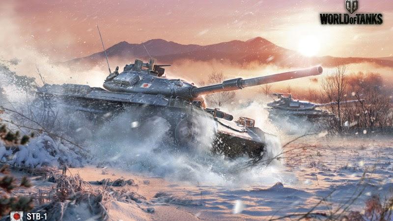 World Of Tanks (STB-1)