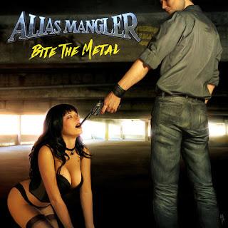 """Ο δίσκος των Alias Mangler """"Bite the Metal"""""""