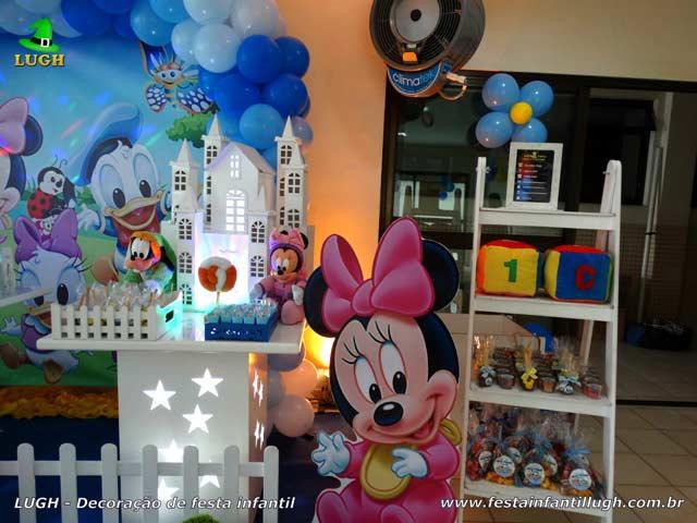Decoração festa Baby Disney