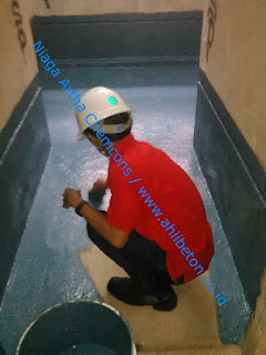 waterproofing coating pada toilet