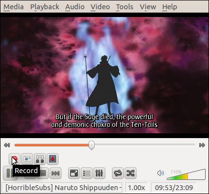 أوامر مفيدة في برنامج VLC