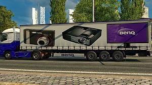 BenQ trailer mod
