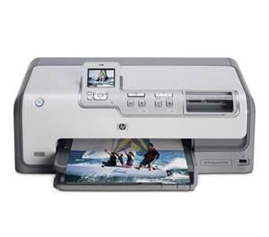 HP PhotoSmart D7155