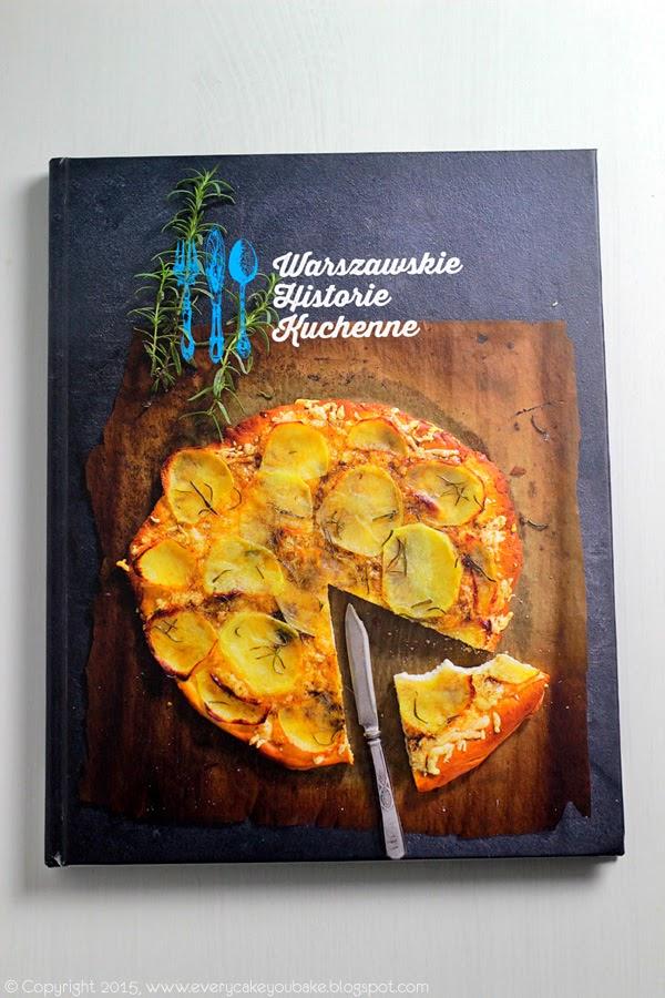 warszawskie historie kuchenne - recenzja książki
