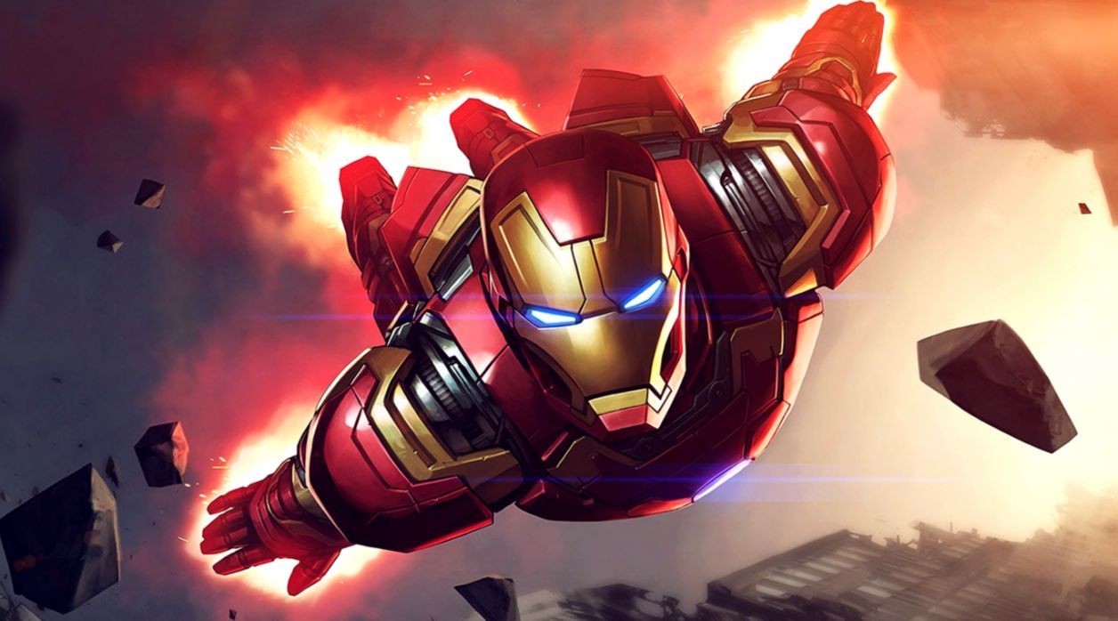 Iron Man Heroes Marvel Wallpaper Hd Wallpapers Lovers