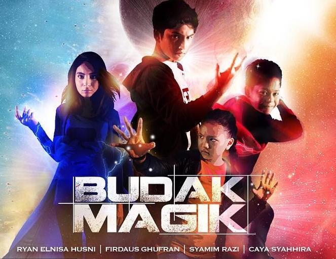 Drama Budak Magik (TV3)