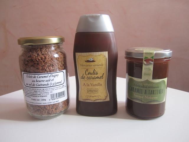 Produits Caramels d'Isigny