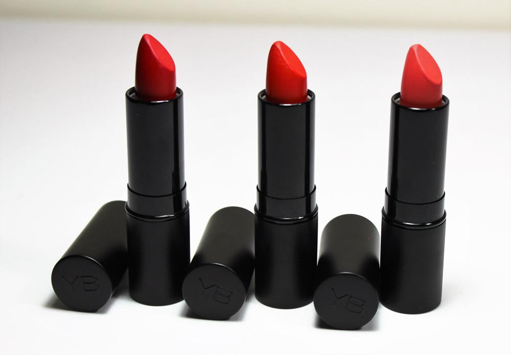 Matte lipsticks spring