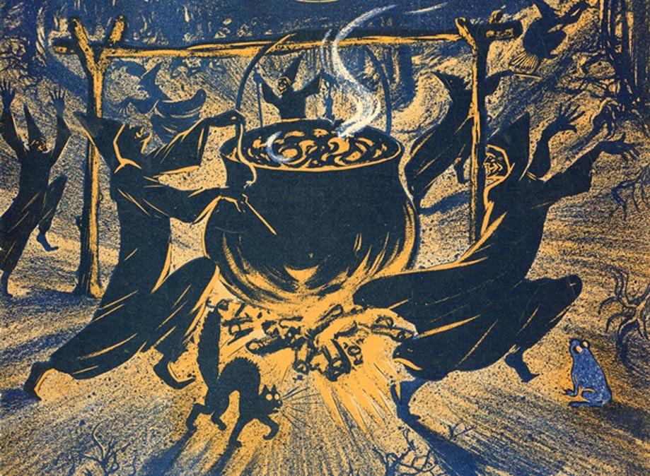 Bruxaria | História da Bruxaria