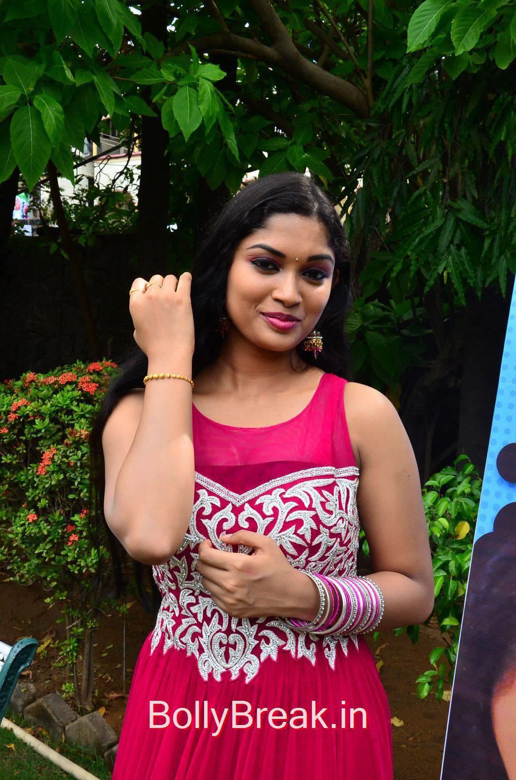 Priyanka Photo Gallery, Priyanka Hot Pics from Vandha Mala Movie Press Meet