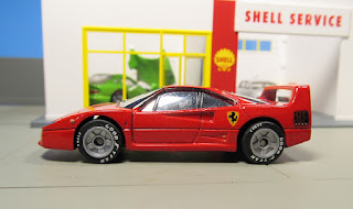 Matchbox real riders Ferrari F40