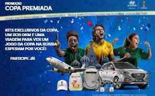 Cadastrar Promoção CAOA Hyundai Copa Premiada 2018 Viagem Rússia IX35