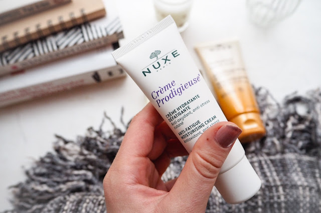 Nuxe creme prodigieuse hydratant review