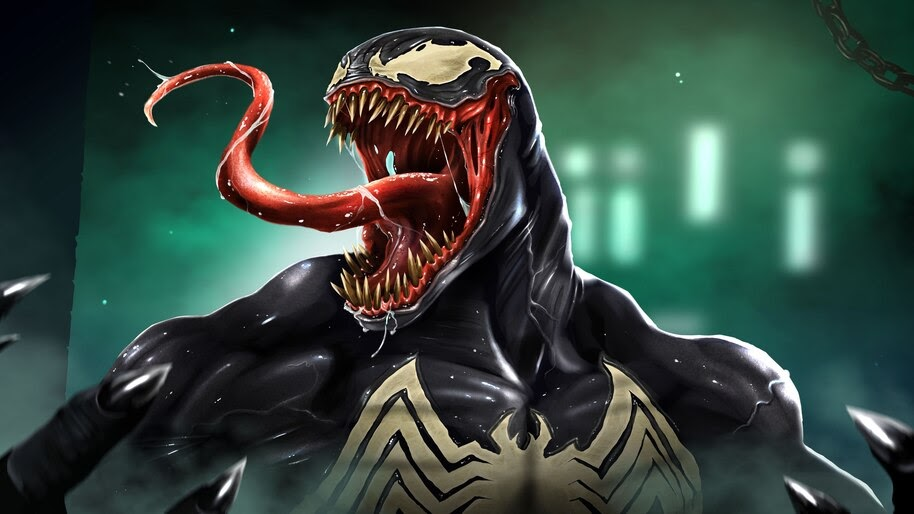 Venom, Marvel, Comics, 8K, #4.2925