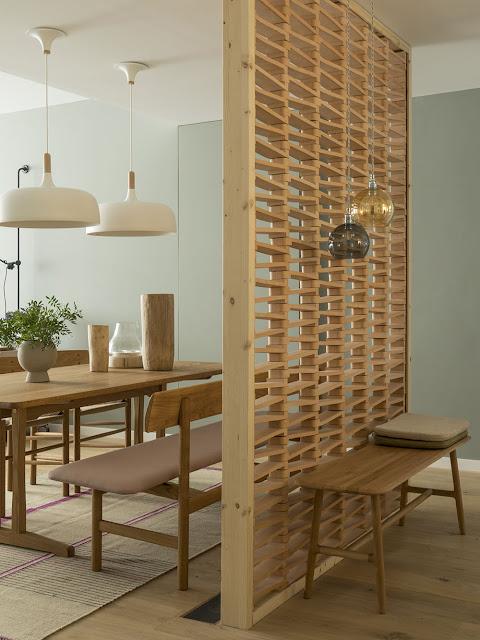 Дизайн-проекты. Красочный интерьер и открытая планировка квартиры в Барселоне