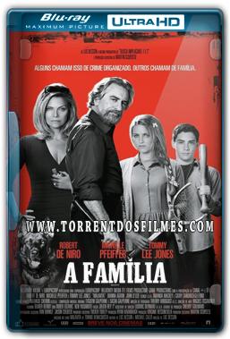 A Família (2013) Torrent – BluRay Ultra HD 720p Dual Áudio