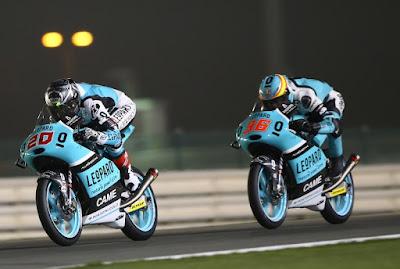 Hasil Lengkap Latihan Bebas 3 Moto3 Losail, Qatar 2016