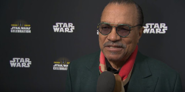 the rise of skywalker billy dee williams interview
