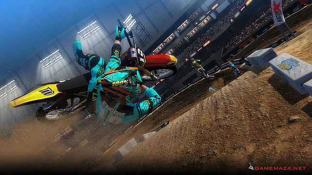 MX VS ATV Supercross Gameplay Screenshot 5