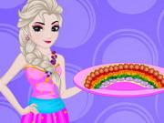 لعبة طبخ مع ايلزا