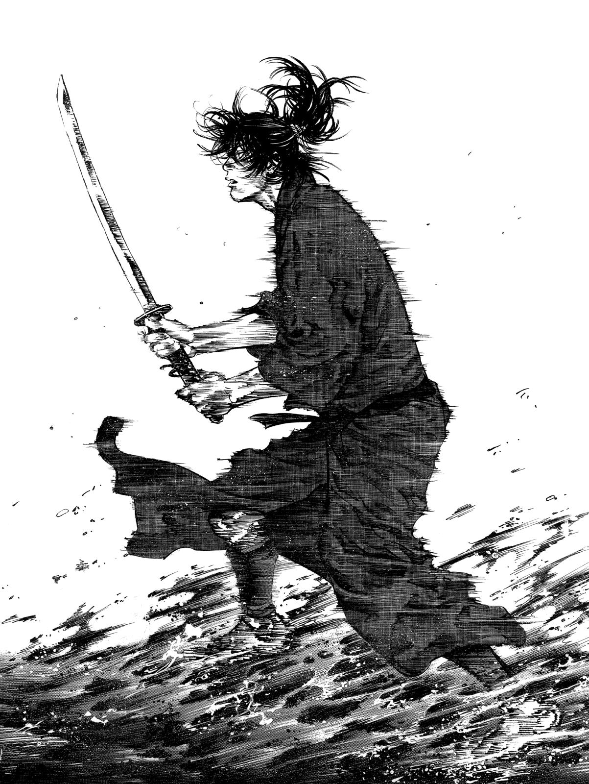 ardte: Samurai Icon: Musashi (manga version)
