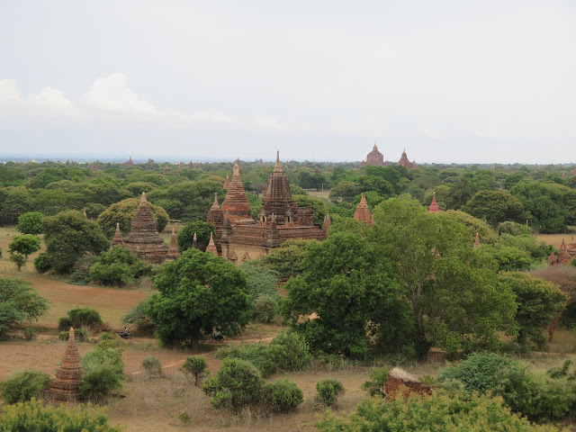 Templos de Bagán - Myanmar