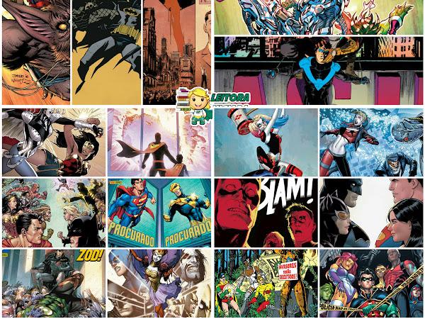 Lançamentos: Panini Comics - DC Comics