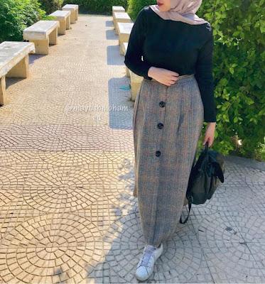 Azyaa et Malabis mohajaba chic 2019