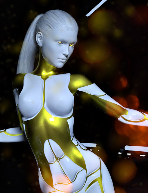 HP Prototype XT-4 for Genesis 3 Female