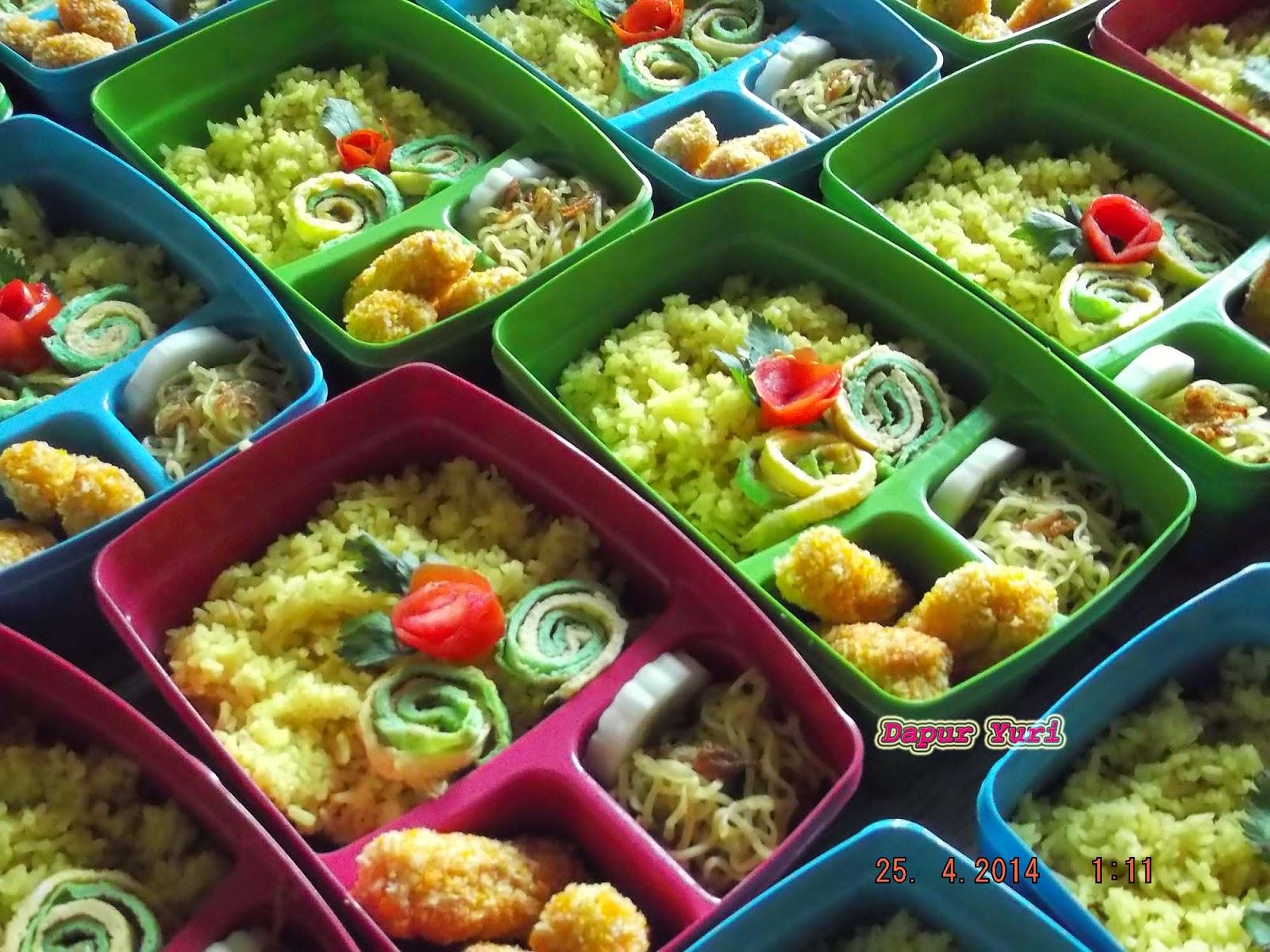 Kuning Nasi Bento