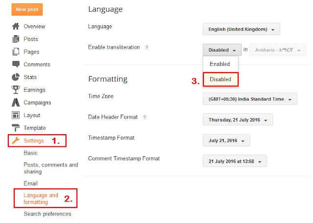 "Remove Dir=""Ltr"" Trbidi=""On"" From Blogger Posts"