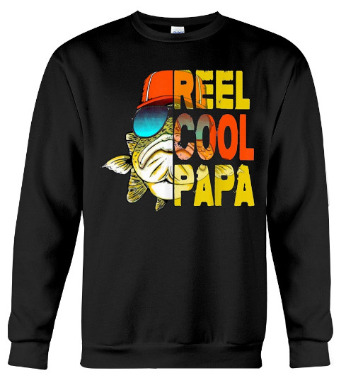 Fishing Reel Cool Papa Hoodie, Fishing Reel Cool Papa Sweatshirt, Fishing Reel Cool Papa Shirts