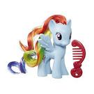 MLP Pony Collection Rainbow Dash Brushable Pony