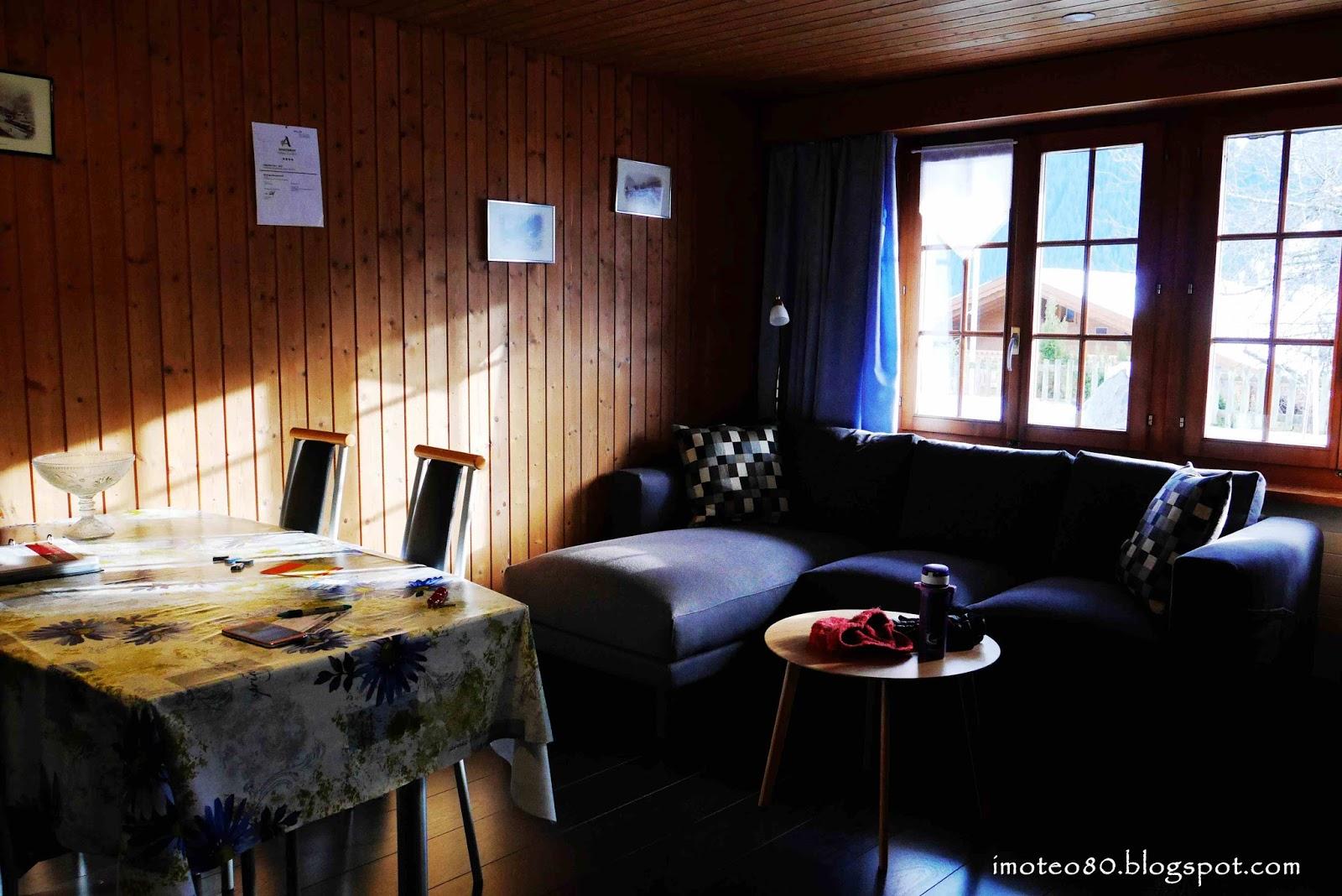 Nice Kitchen Tables Chairs Ikea 小女人的小天地: 【欧游住宿】瑞士。greendelwald (airbnb)