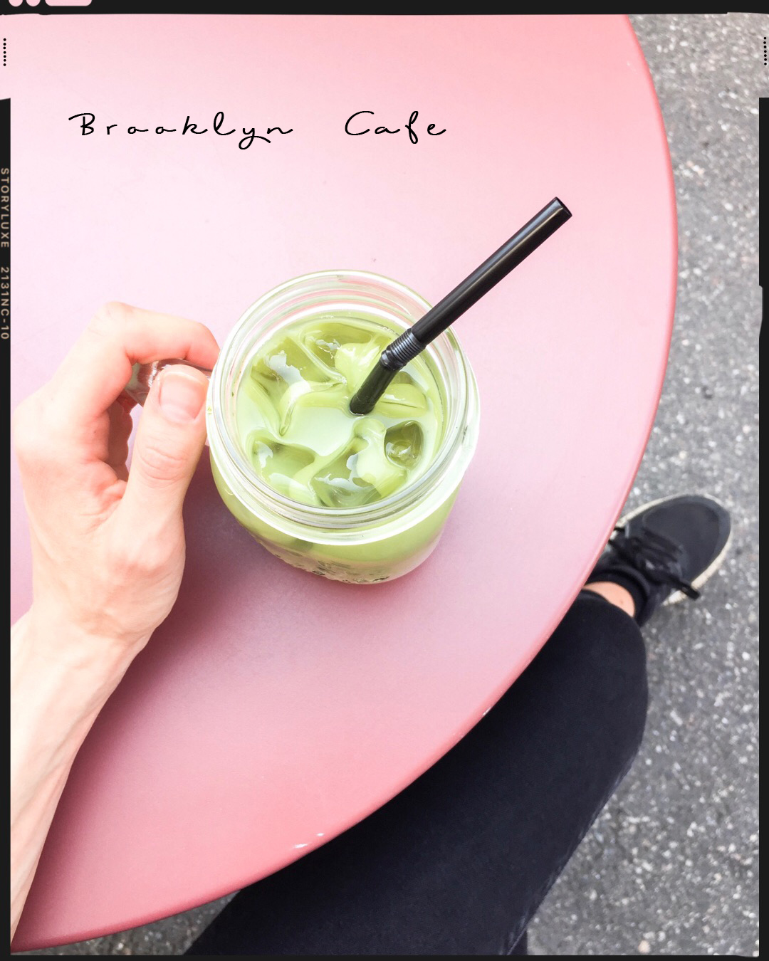 Helsinki Coffee Guide / Kahvilavinkit Helsinkiin: Brooklyn Cafe + iced matcha latte